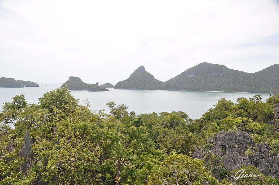 Tahilandia - Ang Thong National Marine Park