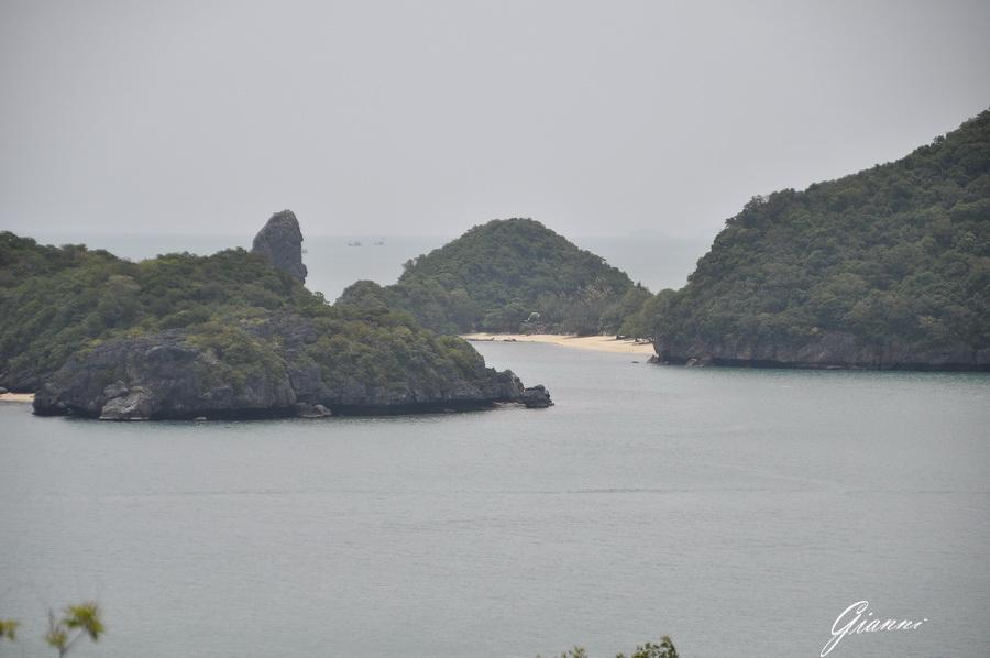 Tahilandia - Isole