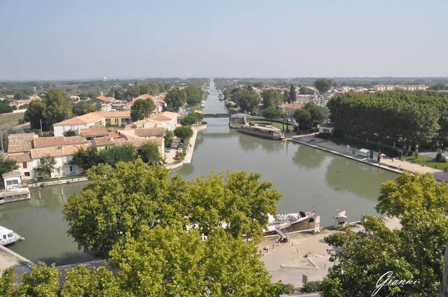 Canali dalla torre di Costanza