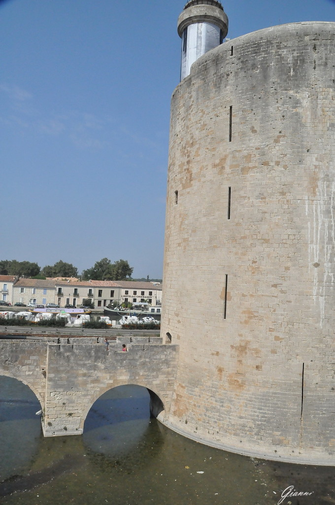 Aigues Mortes - La torre di Costanza