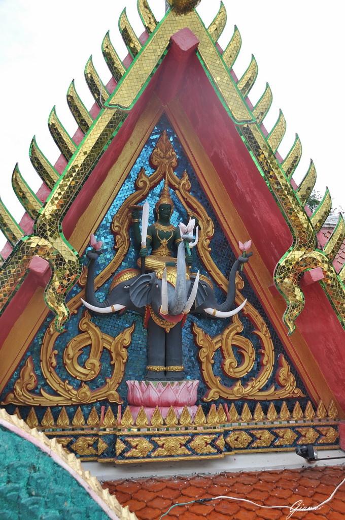 Koh Samui - Tempio del Grande Buddah