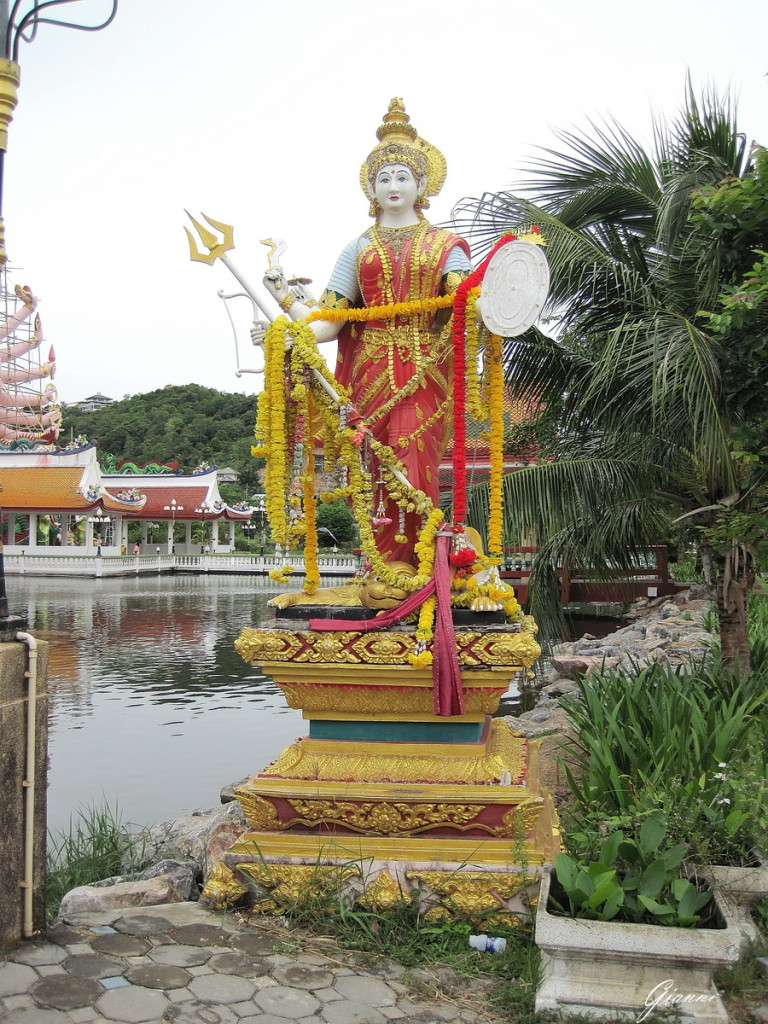 Tahilandia - Templi e statue