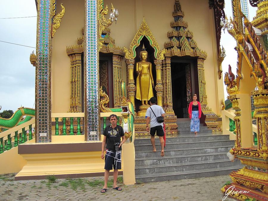 Templi e statue