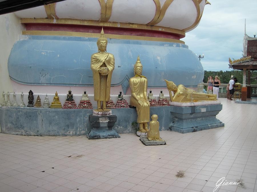 Tahilandia - Tempio del Grande Buddah