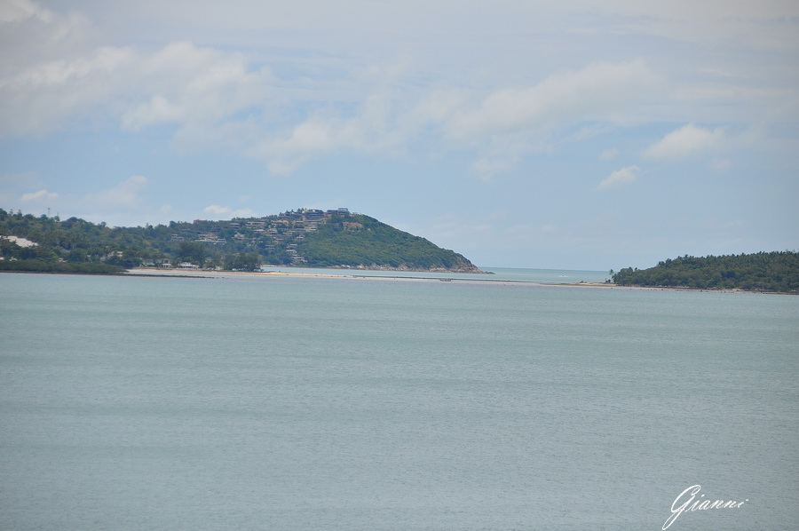 L'isola davanti a Chaweng