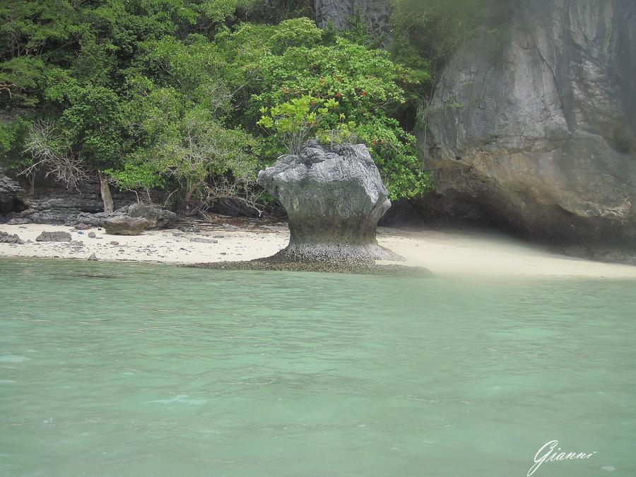 Tahilandia - Spiaggette favolose