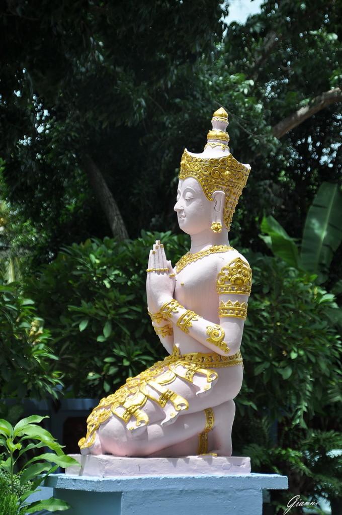 Tahilandia - Tempio di Wat Khunnaram