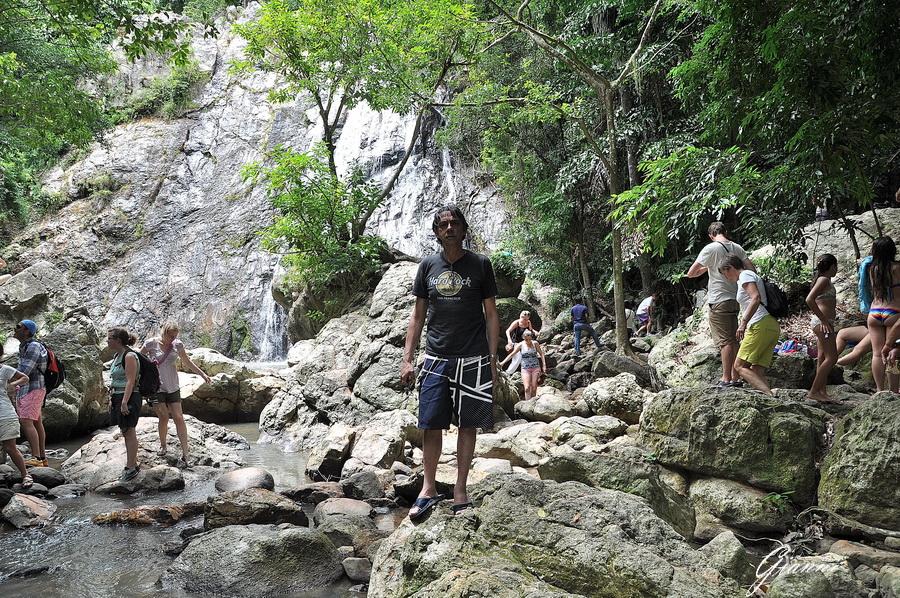 Tahilandia - Koh Samui - Le cascate