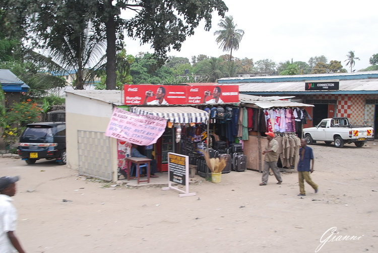 Mercato a Mombasa
