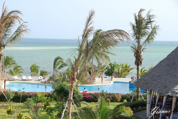 Kenya - Watamu - Twiga Beach Resort