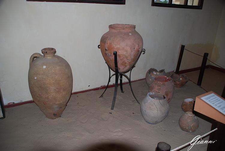 Kenya - Rovine di Gede - Il museo