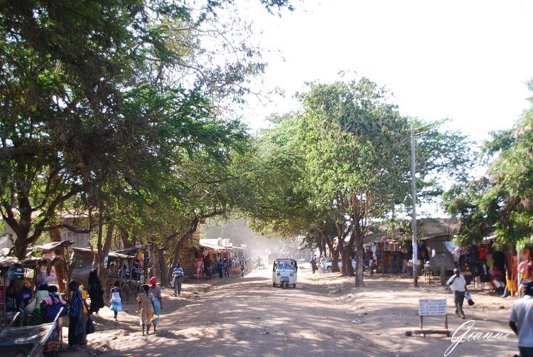 Vita in strada a Malindi