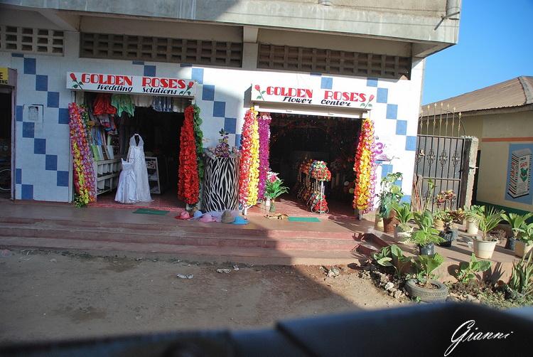 Mercato di Malindi - Negozio per matrimoni