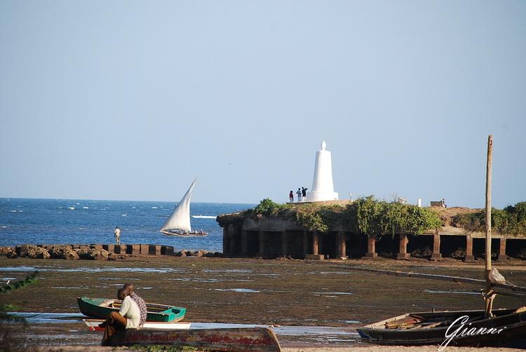 Malindi - Monumento a Vasco de Gama