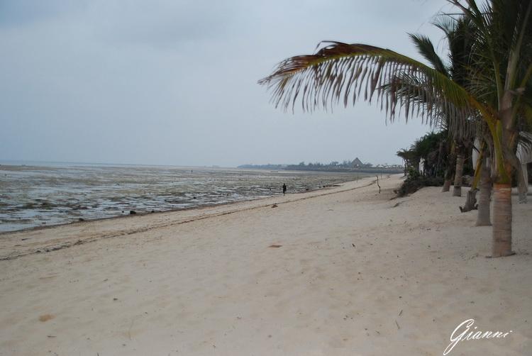 Watamu - Bassa marea