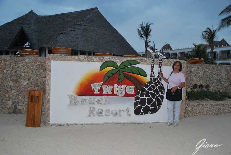 Twiga Beach Resort
