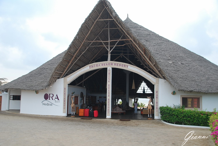 Twiga Beach Resort Watamu