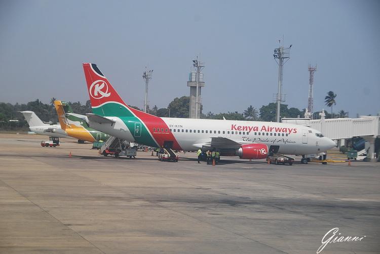Aeroporto di Mombasa