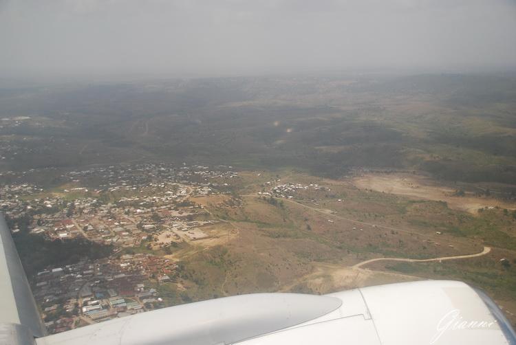 Mombasa dall'alto