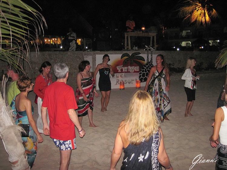 Ballando sulla sabbia