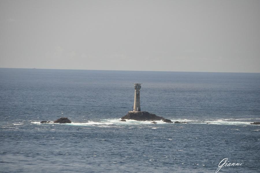 Longships Lighthouse - Lands end