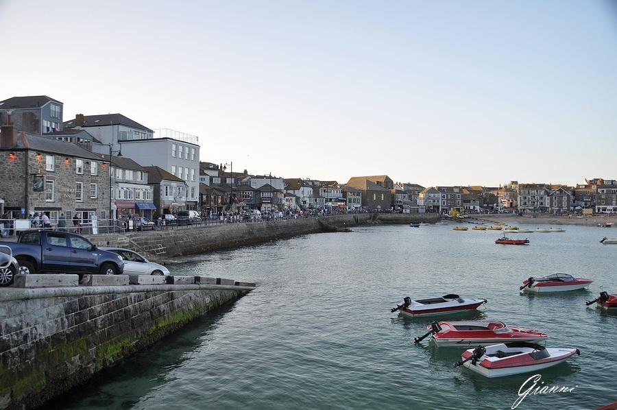 Il porto di Saint Ives