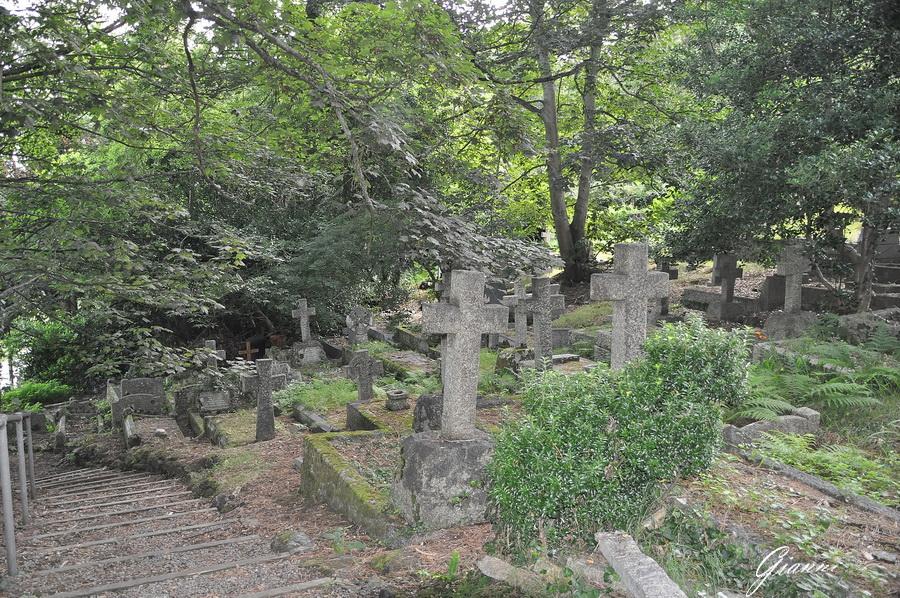 Il cimitero - St Agnes Parish Church