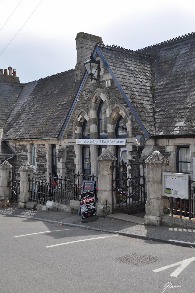 Port Isaac - La vecchia scuola