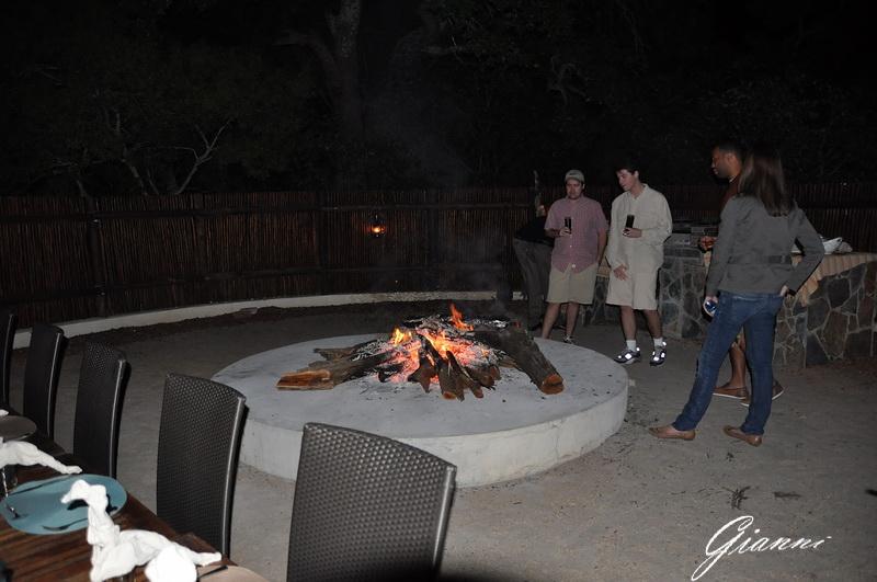 Vuyani Safari Lodge - Il boma