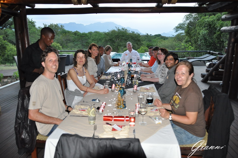 Natale 2013 al Vuyani Safari Lodge