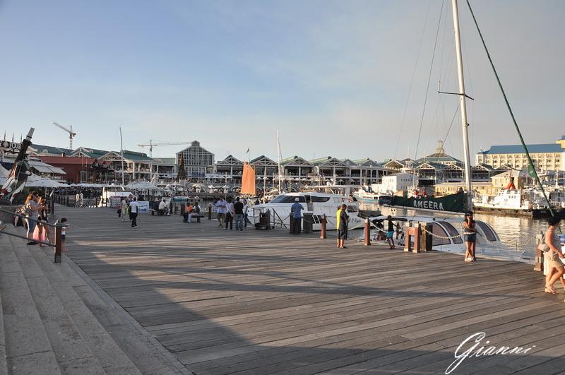 A passeggio sul Waterfront