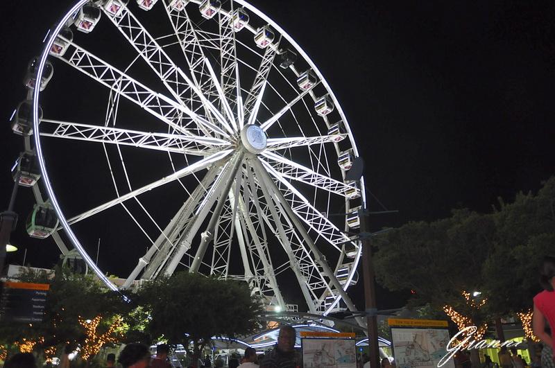 La ruota panoramica