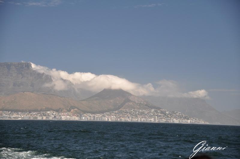 Panorama dal mare