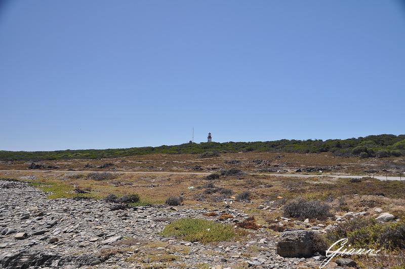 Robben Island - Il faro