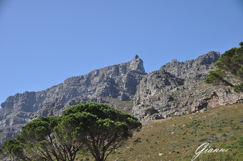 La funivia di Table Mountain