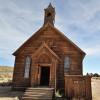 Bodie - California - La chiesa