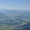 La valle dello Snake River