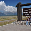 Benvenuti al Grand Teton National Park