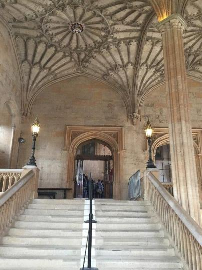 Oxford e Harry Potter