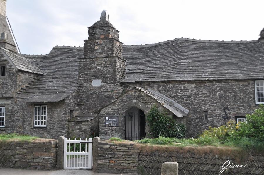 Tintagel - Il vecchio ufficio postale