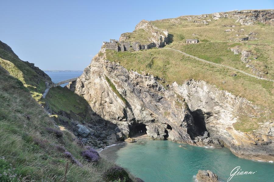 La grotta di Merlino
