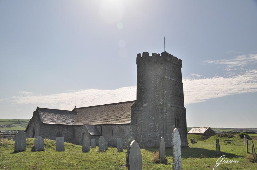 Esterno della Parish Church