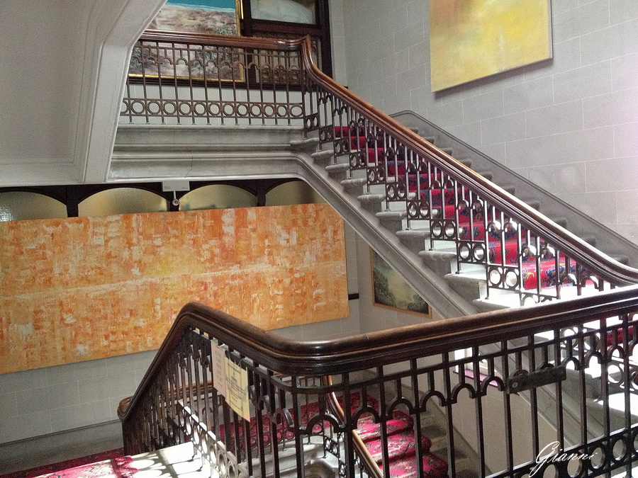 Interni del Camelot Castle Hotel