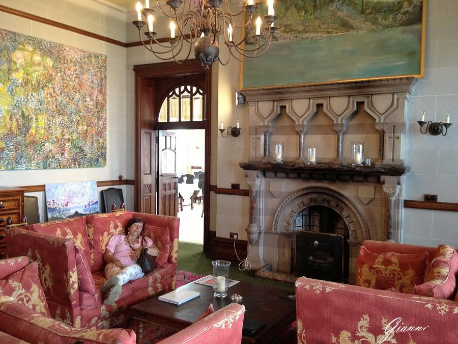 Camelot Castle Hotel