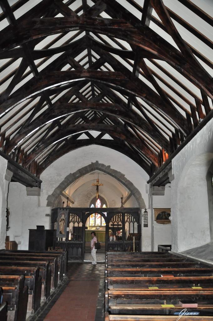 Tintagel - Parish Church