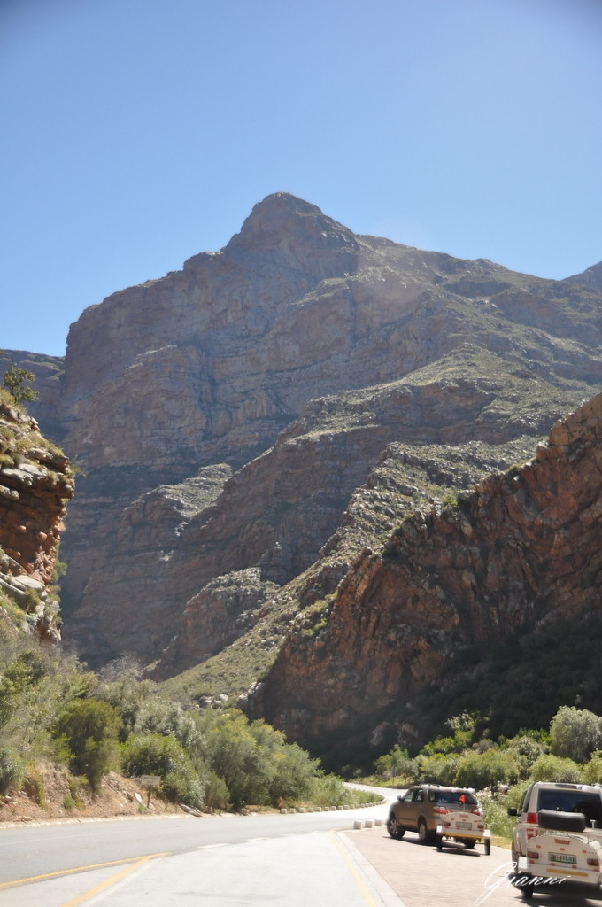 Grootswartberg Mountain