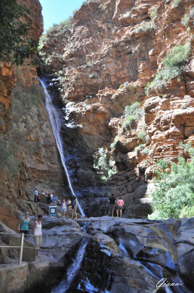 Meisingspoort Waterfall