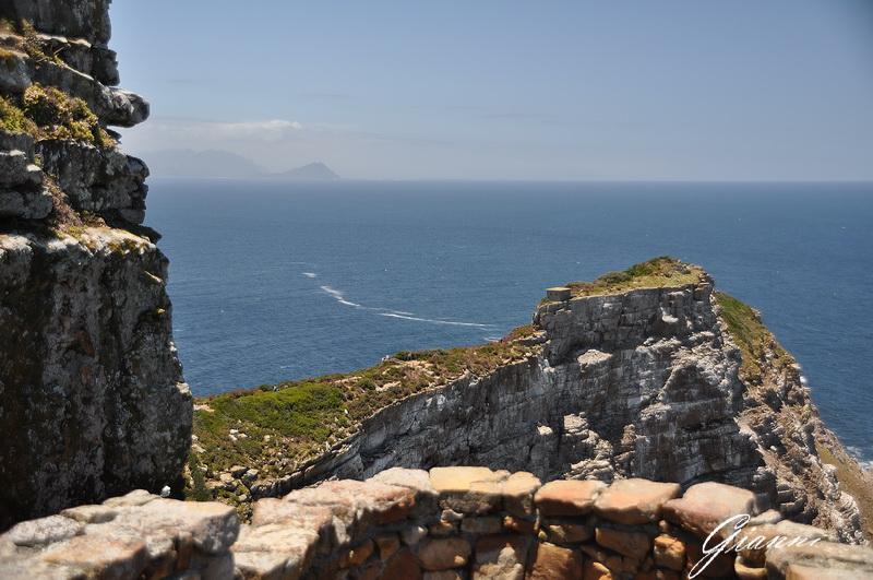 Panorama dall'alto del Capo