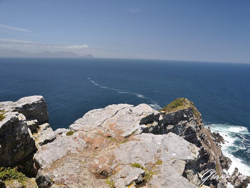 Cape Hangklip in lontananza