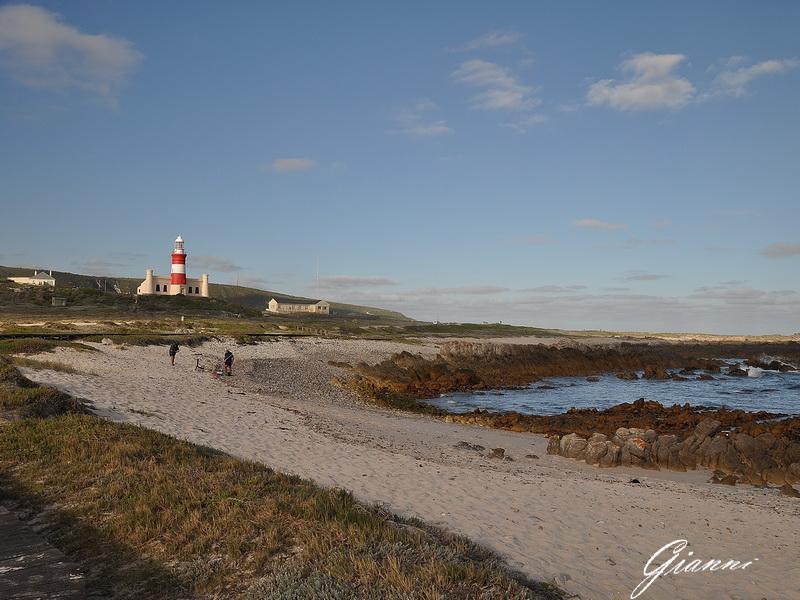 Il faro di Cape Agulhas